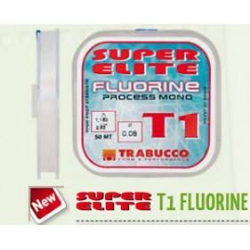 Леска Trabucco S ELITE FLUORINE 50mt