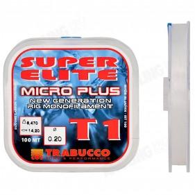Леска Trabucco S ELITE MICRO  100mt
