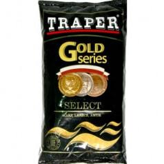 Прикормка Traper Gold 1 кг Selekt