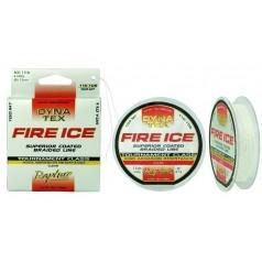 Шнур Rapture RPT DYNA-Tex Fire Ice Clear 100m