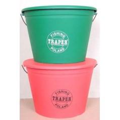 Ведро Traper для прикормки 17л