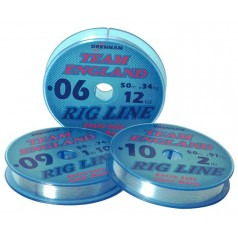 Леска DRENNAN TEAM ENGLAND RIG LINE 50m