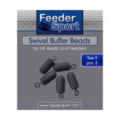 Swivel Buffer Beads Feeder Sport (силиконовый отбойник с вертлюгом)