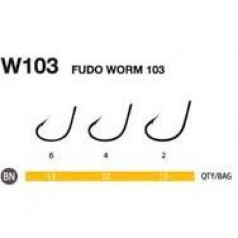 Крючки FUDO WORM 103
