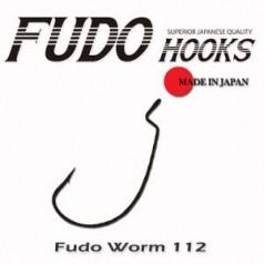 Крючки FUDO WORM 112