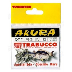 Крючки Trabucco AKURA  910 N 15 шт.