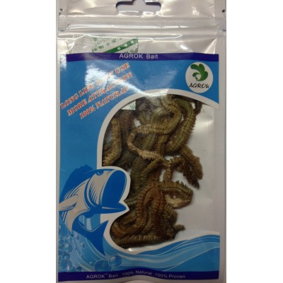 Сушеный морской червь