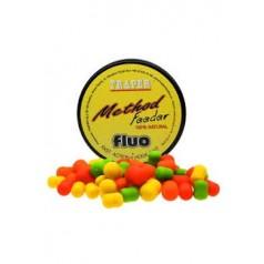 Пеллетс Traper Method Feeder Pellet fluo mix
