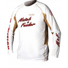 Блуза Traper Match & Feeder White