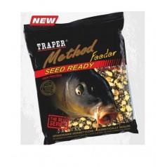 Зерно прикормочное Traper Method Feeder ZIARNO READY  0,5кг