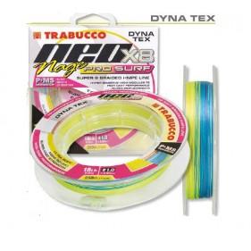 Шнур Trabucco DYNA-TEX NEO X8 Nage pro surf 250м