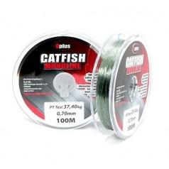 Леска Carp ZOOM Catfish Monoline (green), 100m