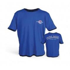 Футболка Colmic T-SHIRT BLUE