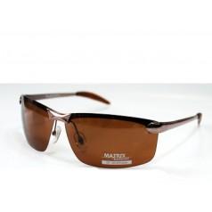 Очки Matrix Polarized 08028 C8-90 коричневые