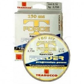 Леска Trabucco T-Force Special Feeder mt150