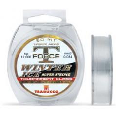 Леска Trabucco T-Force Winter Ice 50mt.