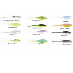"""Приманка силиконовая Слаг Bass Assassin Panfish Pro Tiny Shad 2"""""""