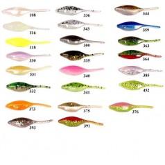 Приманка силиконовая Слаг Bass Assassin Panfish Tiny Shad 1.5