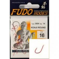 Крючки Fudo KOAJI ROUND
