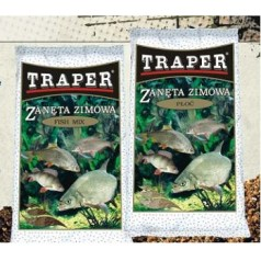 Прикормка зимняя Traper 750 г