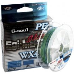Шнур плетеный YGK G-Soul EGI Metal 180m