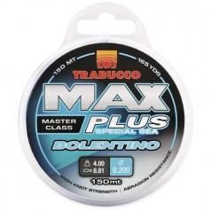Леска Trabucco MAX PLUS BOLENTINO 150м