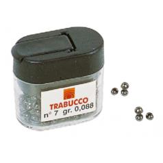 Набор калиброванных грузов Trabucco, дробь