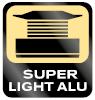 Super Light Alu- Облегченная точеная алюминиевая шпуля
