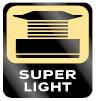 Super Light -Облегченная графитовая шпуля